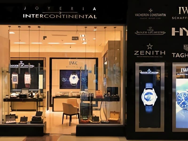 Joyería Intercontinental Bluemall